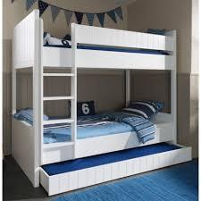 chambre avec lit superposé lits superposés avec tiroir lit pour chambre enfant design