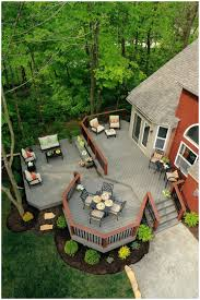 Backyards: Stupendous Deck In Backyard. Backyard Ideas. Backyard ... Roof Covered Decks Porches Stunning Roof Over Deck Cost Timber Ultimate Building Guide Cstruction Design Types Backyard Deck Cost Large And Beautiful Photos Photo To Select Advice Average For A New Compare Build Permit Backyards Stupendous In Ideas Exterior Luxury Patio With Trex Decking Plus Designs Cheaper To Build Or And Patios Pictures Small Kits About For Yards Of Weindacom Budgeting Hgtv