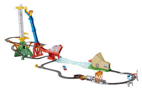 Trackmaster Tidmouth Sheds Playset by Sky High Bridge Jump Thomas And Friends Trackmaster Wiki