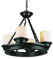 patriot lighting皰 home evolet 17 4 light chandelier at