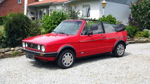 Volkswagen Golf Cabriolet Simple English the free