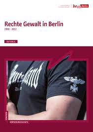 Berliner Kã Che Rechte Gewalt In Berlin