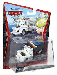 Amazon.com: Disney Pixar Cars 2 - Deluxe Taco Truck Mater - 1:55 ...