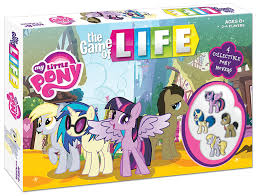 A My Little Pony Edition Of The Classic Board Game Life