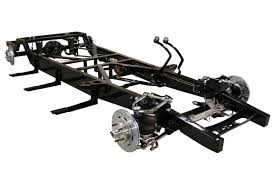 TCI Engineering Launches Stepped Rail 1947-54 GM Truck Chassis - Rod ...