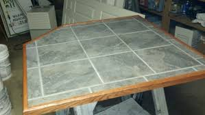 custom made tiled hearth pad for a pellet or wood stove yelp