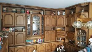komplettes wohnzimmer eiche rustikal in dortmund