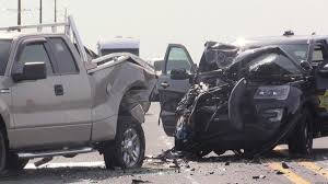 100 Moses Lake Truck Sales Deputy Injured In Fourvehicle Collision On SR 17 Near