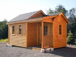 Amish Built Storage Sheds Ohio by Pre Built Sheds For Your Storage Front Yard Landscaping Ideas