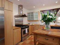 kitchen design and decoration using rustic wood open shelf kitchen