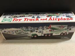 Mib 2002 Hess Toy Truck With A Motorized Airplane And Real Lights ... Hess Toy Truck The Mini Trucks Are Back Order Facebook Quad Combo Jackies Store 1972 Rare Gasoline Oil On Sale 500 Usd Aj Amazoncom 2017 Dump And Loader Toys Games Toy Truck A First Of Its Kind For Company Wfmz Backthough It Never Really Disappeared From The 2018 Collectors Edition 85th Anniversary Excellent 1976 With 3 Barrels In Original Box 2016 Dragster Walmartcom Mobile Museum To Make Local Stops Trucks Roll Out Every Winter Bring Joy Collectors 2014 Mib