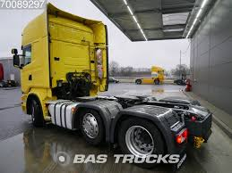 Продажа тягача SCANIA R480 6X2 Retarder Standklima Lift+Lenkachse ...