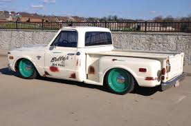 1968 Chevy Stepside Truck, The Truck Shop | Trucks Accessories And ...