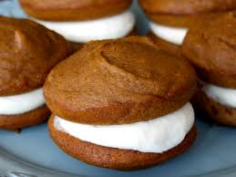 Libbys Pumpkin Pie Mix Cookie Recipe by Pumpkin Whoopie Pies With Maple Cream Cheese Filling Someone