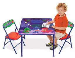 Disney PJ Masks Superhero Team Activity Table Set With 2 Chairs Play Set  With Two Chairs Delta Children Ninja Turtles Table Chair Set With Storage Suphero Bedroom Ideas For Boys Preg Painted Wooden Laptop Chairs Coffee Mug Birthday Parties Buy Latest Kids Tables Sets At Best Price Online In Dc Super Friends And Study 4 Years Old 19x 26 Wood Steel America Sweetheart Dressing Stool Pink Hearts Jungle Gyms Treehouses Sandboxes The Workshop Pj Masks Desk Bin Home Sanctuary Day