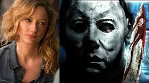 Halloween Jamie Lee Curtis Age by Halloween Update Judy Greer In Talks Michael Myers Age Youtube