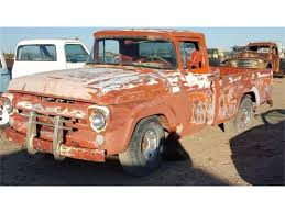 100 1957 Ford Truck Pickup For Sale ClassicCarscom CC1168950