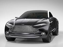 If Aston Martin made the Tesla Model X it would look like this