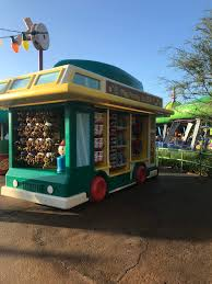 100 Hollywood Food Trucks Toy Story Land Merchandise Cart My Big Fat Happy Life
