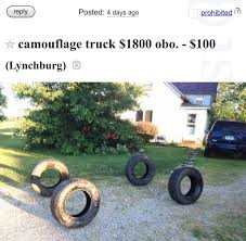 Camouflage | Craigslist | Know Your Meme Job Trucks For Sale In Virginia Dc Craigslist The Good Bad And Ugly Urban Scrawl Cars Chesapeake Va Volkswagen Car Used Atlanta Ga Elegant Japanese Modified For Lexington Ky 82019 New Reviews By 4000 Under Luxury Unique Owner Miami And By Owners Manual Craigslist North Virginia Cars Trucks Carsiteco Dc Md 2018 2019 Hhr Vehicles In Lynchburg Va Pinkerton Chevrolet Buick