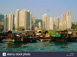 100 Boat Homes The Floating City Of Boat Homes Sampans Aberdeen Harbour