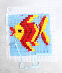 Embroidery On Canvas For Boys