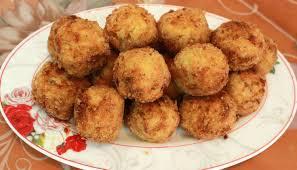 cuisine de chahrazed croquettes de riz au poulet avec chahrazed
