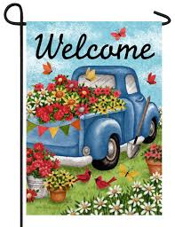 Welcome Floral Pickup Truck Garden Flag - I AmEricas Flags Pickup Truck Gardens Japanese Contest Celebrates Mobile Greenery Solar Planter Decorative Garden Accents Plowhearth Stock Photos Images Alamy Fevilla Giulia Garden Truck Palermo Sicily Italy 9458373266 Welcome Floral Flag I Americas Flags Farmersgov On Twitter Not Only Is Usdas David Matthews Bring Yellow Watering In Service The Photo Image Sunflowers Paint Nite Pinterest Pating Mini Better Homes How Does Her Grow The Back Of A Tbocom