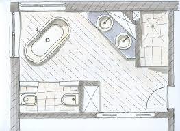 grundriss bad mit eckfenster badezimmer große badezimmer