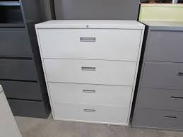 Hon 4 Drawer Lateral File Cabinet Used by Used File Cabinet Los Angeles Used Filing Cabinets Orange County