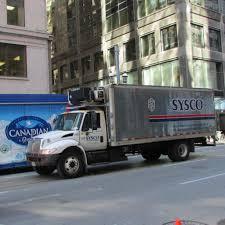 100 Sysco Trucking Downtown
