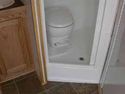 RV Shower Toilet Combo Kit