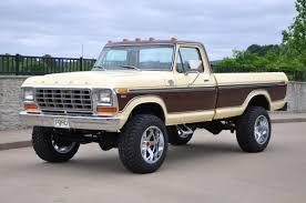 100 1978 Ford Trucks For Sale F250 4X4 Lariat