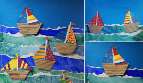 MollyMooCrafts Fair Weather Flotilla