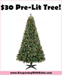 6ft Prelit Full Artificial Christmas Tree Alberta Spruce Clear Lights Wondershop