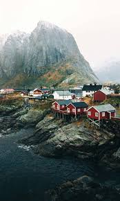 100 Houses In Norway Stagram Of The Day Little Red In World