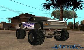 New Texture For The Monster For GTA San Andreas Gta Gaming Archive Stretch Monster Truck For San Andreas San Andreas How To Unlock The Monster Truck And Hotring Racer Hummer H1 By Gtaguy Seanorris Gta Mods Amc Javelin Amx 401 1971 Dodge Ram 2012 By Th3cz4r Youtube 5 Karin Rebel Bmw M5 E34 For Bmwcase Bmw Car And Ford E250 Pumbars Egoretz Glitches In Grand Theft Auto Wiki Fandom Neon Hot Wheels Baja Bone Shaker Pour Thrghout