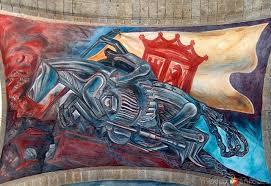 Jose Clemente Orozco Murales by Fotos De México