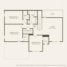 Centex Homes Floor Plans by Vanderbilt At Oakhurst At Carolina Bay In Charleston South