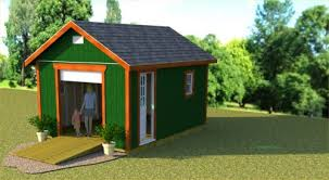 Saltbox Shed Plans 12x16 by Storage Shed Plans Shed Building Plans Diy Shed
