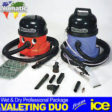 Numatic Ct370 Car Carpet Upholstery Stain Removal Extraction Lift Car Vacuum Cleaners Ebay