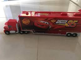 Disney Lightning Mcqueen Truck | In Pontllanfraith, Caerphilly | Gumtree