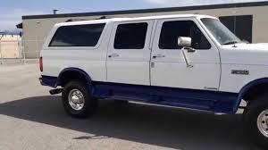 WWW.DIESEL-DEALS.COM 1995 FORD F350 4 DOOR BRONCO CENTURION 4X4 123K ...