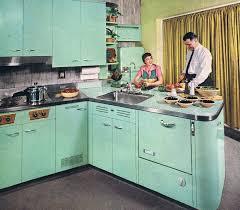 1950 Kitchen Cabinets Design Contemporary
