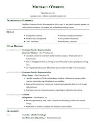 Resume: Customer Service Representative Examples Samples ... How To Write A Perfect Cashier Resume Examples Included Pin By Resumejob On Job Nursing Resume Mplate Summary That Grabs Attention Blog Housekeeping Example Writing Tips Genius For Students Professional Graduate Profile Guide Rg Retail Functional With Sample Rumes Wikihow 18 Amazing Restaurant Bar Livecareer Office Description Duties Box