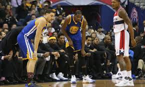 """Kevin Durant Could Be Out """"Months"""" With Knee Injury Warriors Turn"""