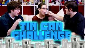 Kidz Bop Halloween Challenges by The Tin Can Challenge Ft Dj Baby Mason W Sky Ross Alesa