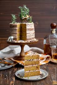 Best Pumpkin Cake Ever by Chocolate Pumpkin Cake Forest Cake The Little Epicurean