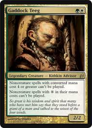 Mtg Mill Deck Legacy by Gaddock Teeg Legacy Combo Stopper Legacy Archives Legacy