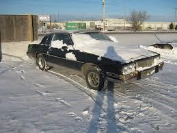 Wrecking For Parts: 1986 Pontiac Grand Prix | Midnight Auto & Truck ...